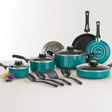 Load image into Gallery viewer, 15 Piece Select Non-Stick Cookware Set - EK CHIC HOME