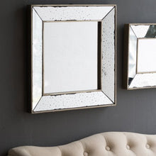Load image into Gallery viewer, Mirabelle Antique-Style Wall Mirror - EK CHIC HOME