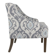 Load image into Gallery viewer, Classic Swoop Accent Chair, Multiple Colors - EK CHIC HOME