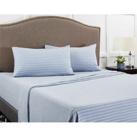 Knit Jersey Sheet Set - EK CHIC HOME