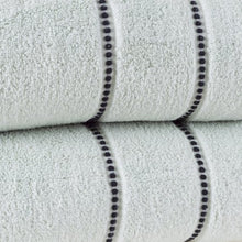Load image into Gallery viewer, Luxury Cotton Towel Set- 2 Piece Bath Sheet Set - EK CHIC HOME