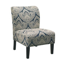Load image into Gallery viewer, Signature Design Accent Chair - Sapphire - EK CHIC HOME