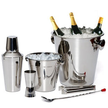 Load image into Gallery viewer, Stainless Steel 6 Piece Bartender Set - EK CHIC HOME