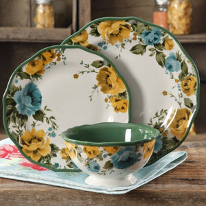 12-Piece Dinnerware Set - EK CHIC HOME