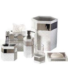 Load image into Gallery viewer, 6-Piece Bathroom Accessory Set - EK CHIC HOME