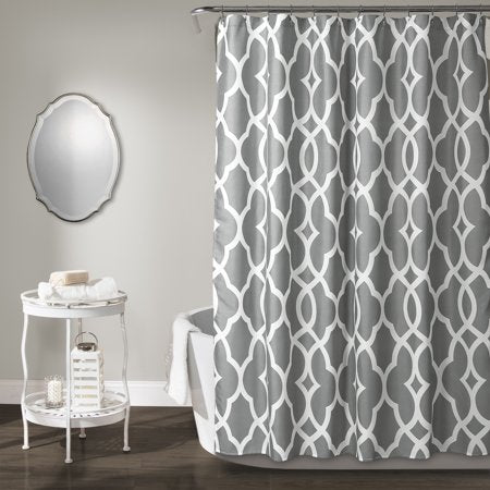 Geo Shower Curtain 72X72 - EK CHIC HOME