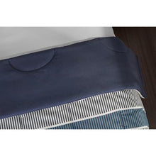 Load image into Gallery viewer, Stripe Bed in a Bag Bedding Set - EK CHIC HOME
