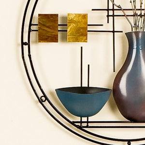 Bowl and Vase Wall Art - EK CHIC HOME