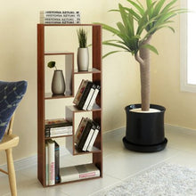 Load image into Gallery viewer, Five Wall-Mounted Shelf, Walnut - EK CHIC HOME