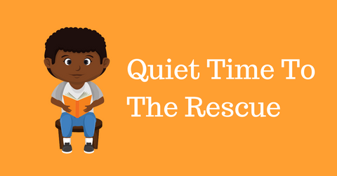 Importance of Quiet Time For Toddlers