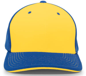 M2 398F Flexfit Gorra Béisbol_Oro / Royal__Sports Zona