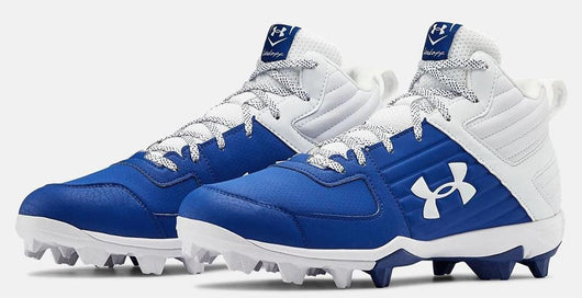Botas béisbol moldeados Under Armour Leadoff_Azul_39_sports zona