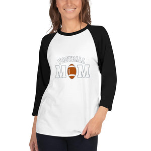 Camiseta Football Conmemorativa Mom_Blanco/Negro_XS_sports zona