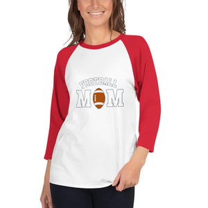 Camiseta Football Conmemorativa Mom_Blanco/Rojo_XS_sports zona