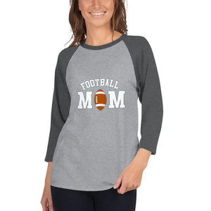 Camiseta Football Conmemorativa Mom_Gris jaspeado/Carbón jaspeado_XS_sports zona