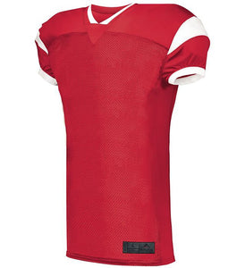 FOOTBALL JERSEY SLANT_Rojo / Blanco_S_Sports Zona