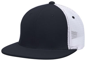 GORRA BÉISBOL ES341 M2 TRUCKER FLEXIBLE ®_Navy / Blanco / Navy_XS_sports zona
