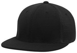 GORRA BÉISBOL ES341 M2 TRUCKER FLEXIBLE ®_Negro_XS_sports zona