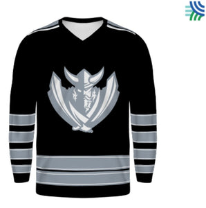 HOLLOWAY HOCKEY JERSEY_All-Over Pattern_S/M_Sports Zona