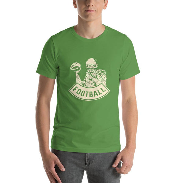Camiseta de Football PlayerHojaSSports Zona