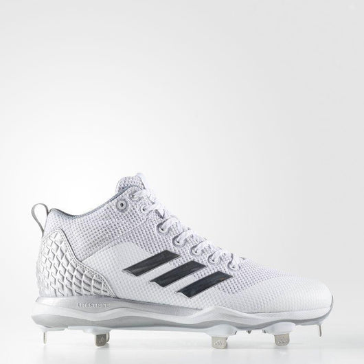 Spike Beisbol Adidas Poweralley 5_Blanco_7.5_sports zona