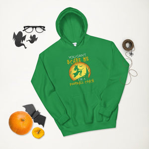 Sudadera Football Halloween_Verde irlandés_S_Sports Zona