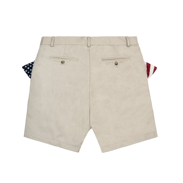 Stonewashed Freedom Shorts - Blankenship Dry Goods - 2
