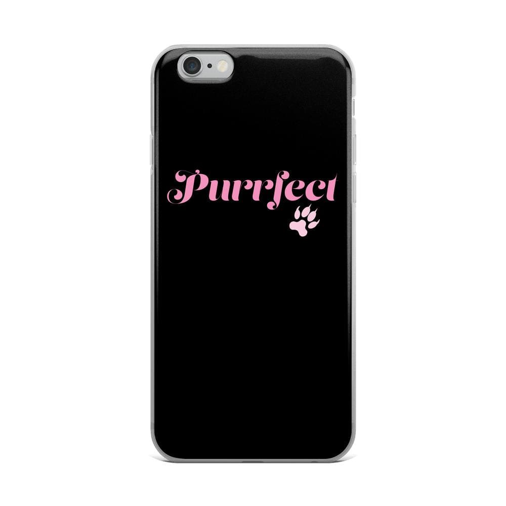 Purrfect iPhone Case