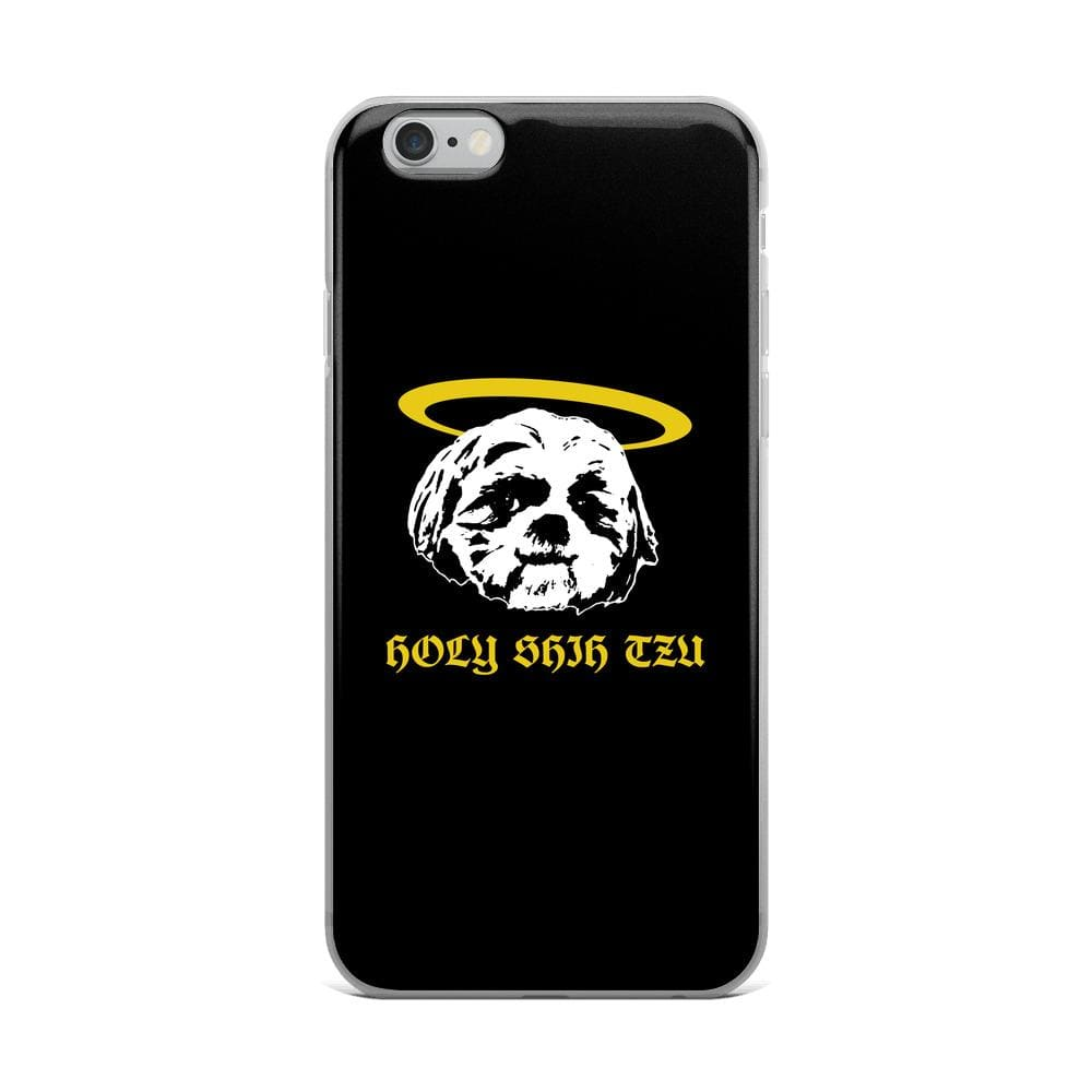 Holy Shih Tzu iPhone Case