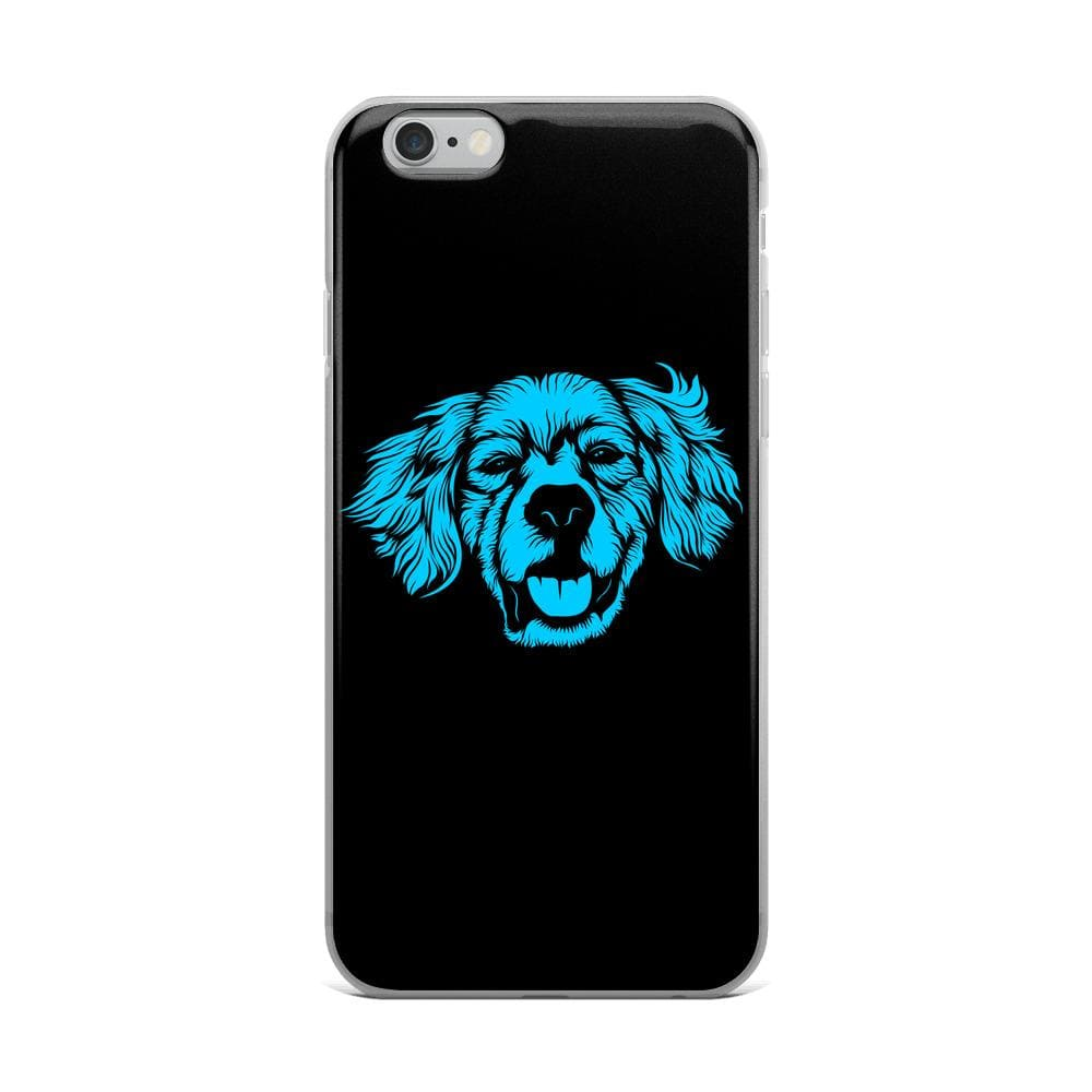 Dog Face - My Hair Look Amazing iPhone Case