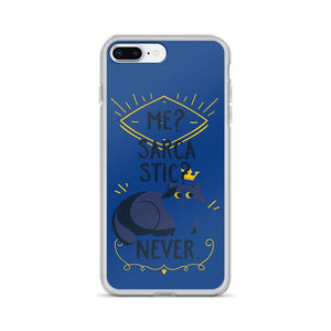 Quirky and Distinct everything You Want iPhone Case