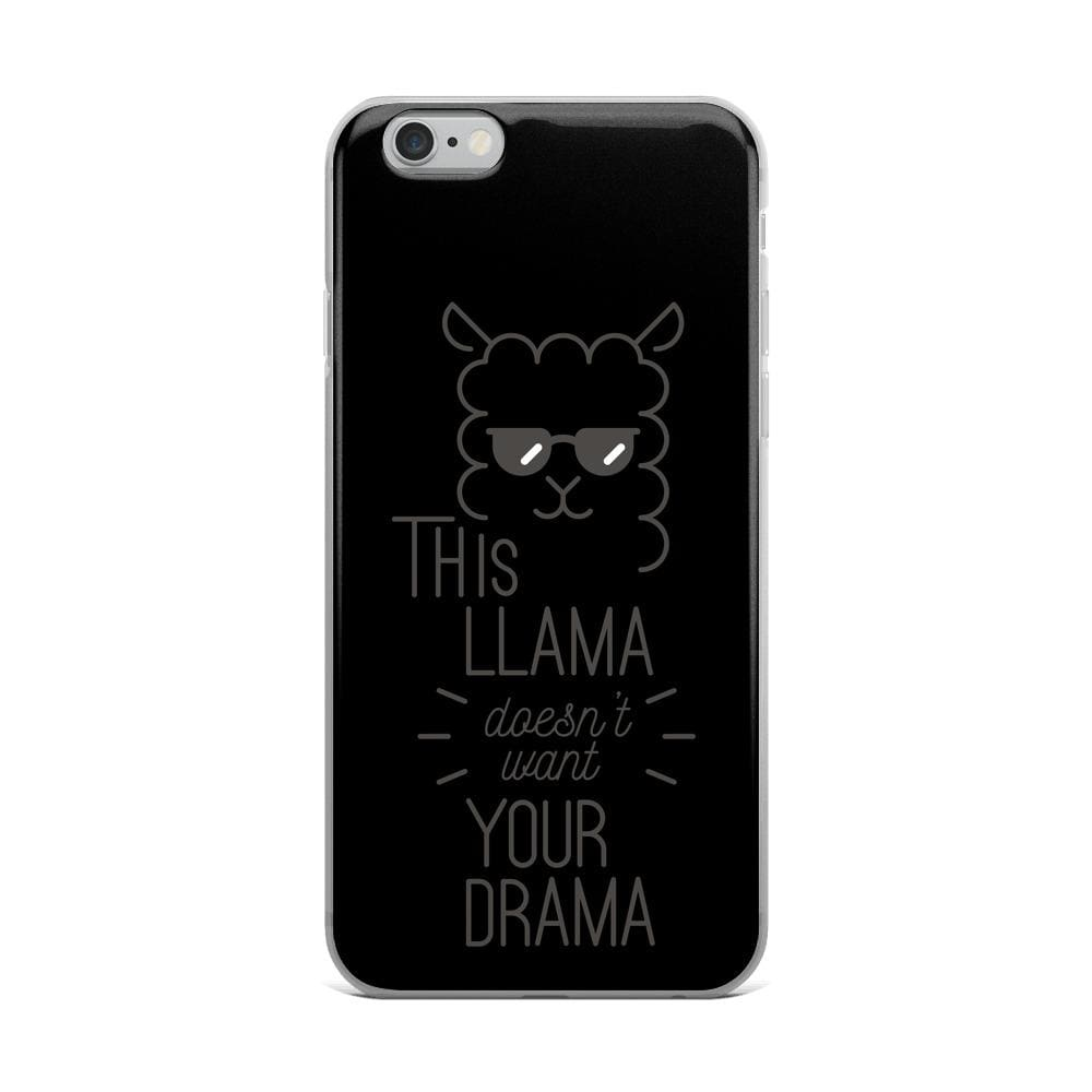 Aren't Llamas a Total Love-Affair? i-Phone Case