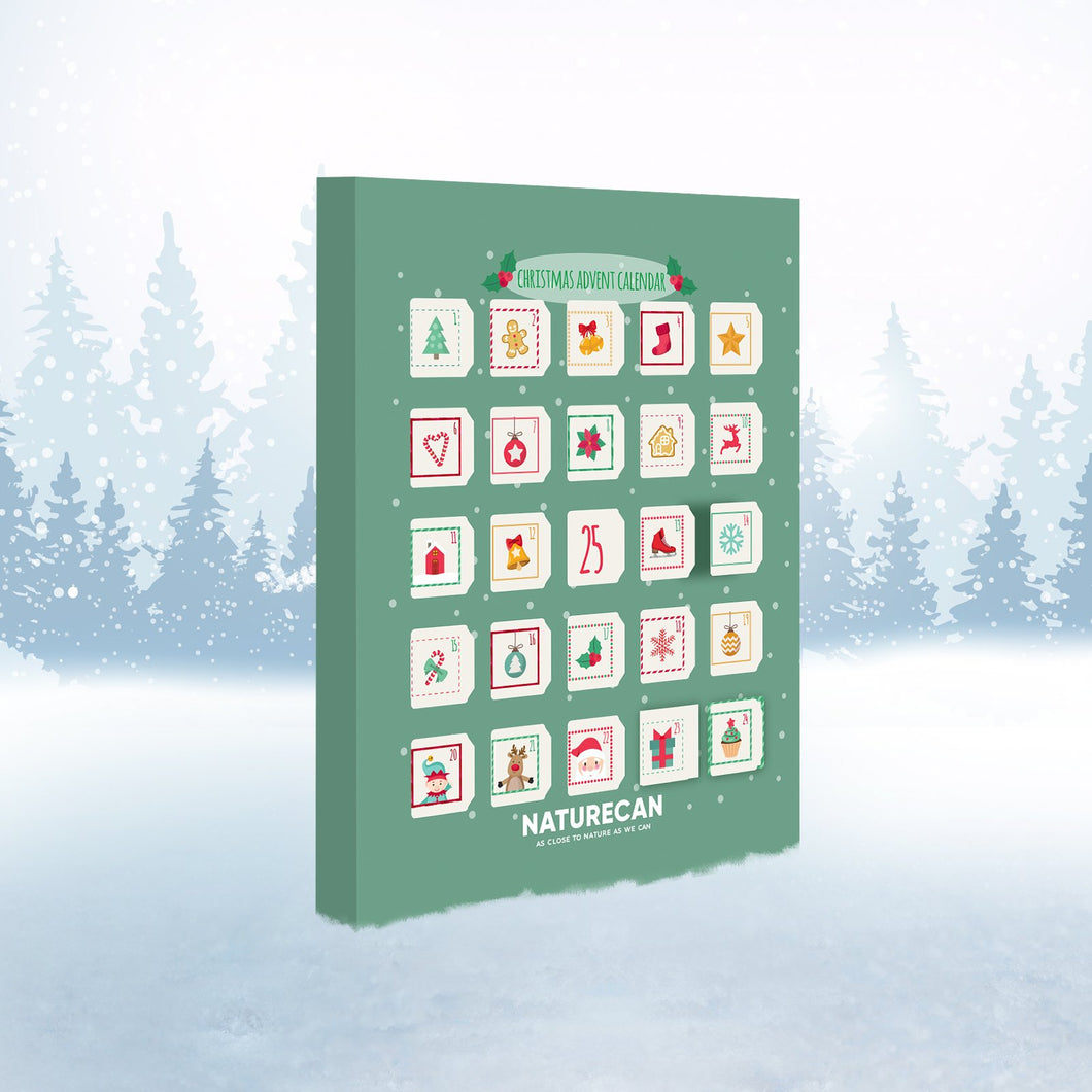 CBD Christmas Advent Calendar