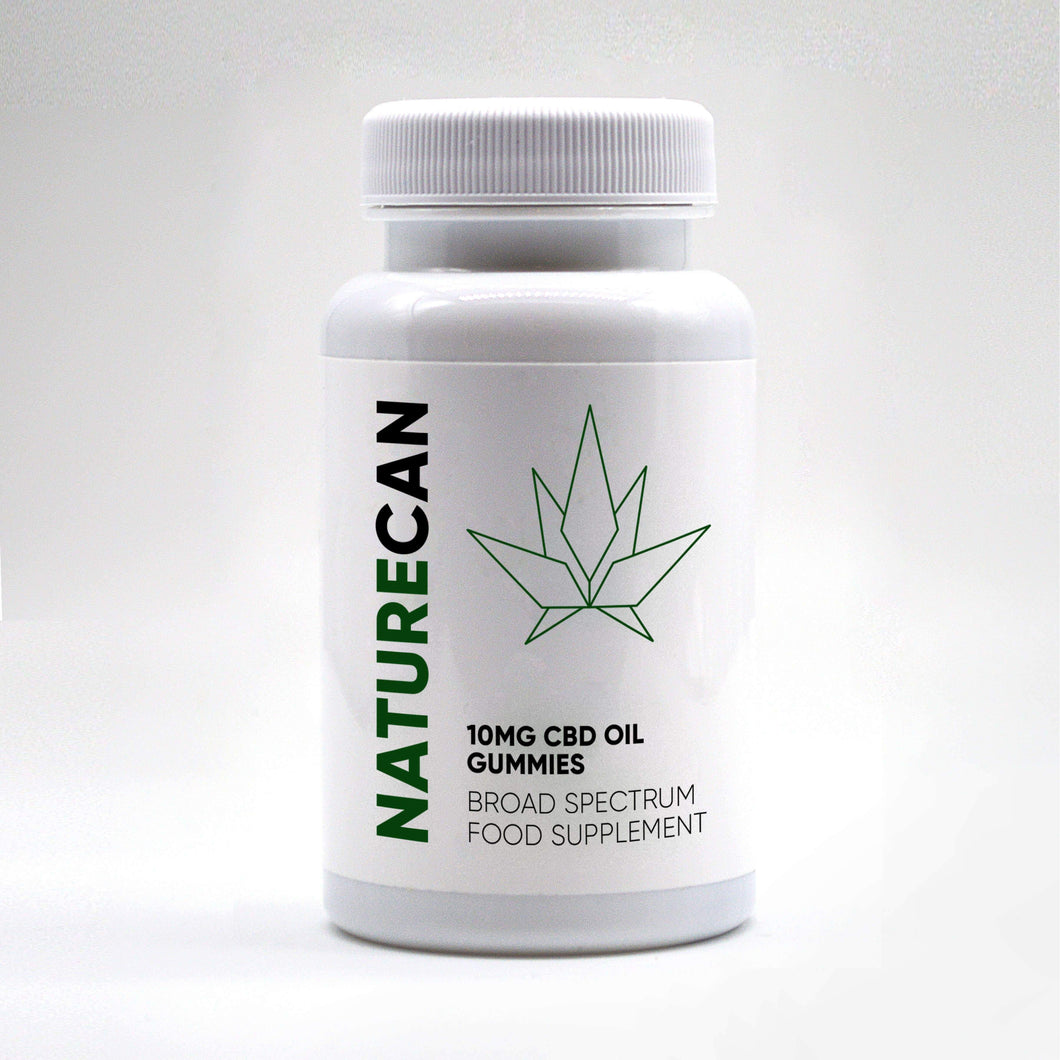 Naturecan 10mg CBD Gumeni bomboni