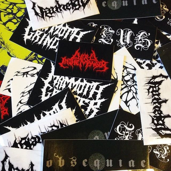 Do youz likes band stickers 20 buck spin