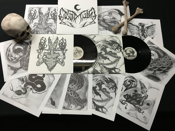 LEVIATHAN - SCAR SIGHTED 2XLP