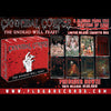 CANNIBAL CORPSE - THE UNDEAD WILL FEAST TAPE BOX