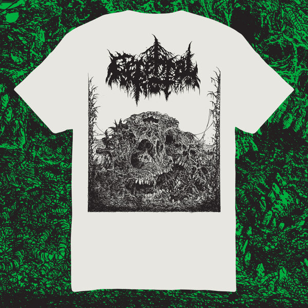 CEREBRAL ROT - CESSATION OF LIFE T-SHIRT
