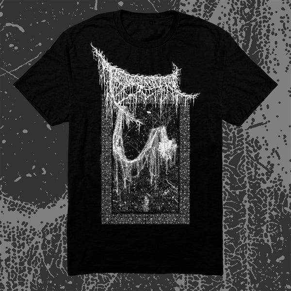 TRIUMVIR FOUL - TORN CERVIX OF CREATION T-SHIRT