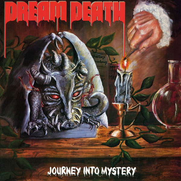 DREAM DEATH - JOURNEY INTO MYSTERY LP