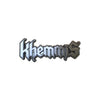 KHEMMIS - HUNTED CD + SLIPMAT & BADGES BUNDLE