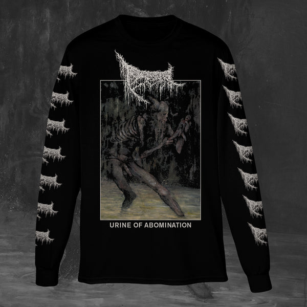 TRIUMVIR FOUL - URINE OF ABOMINATION LONGSLEEVE