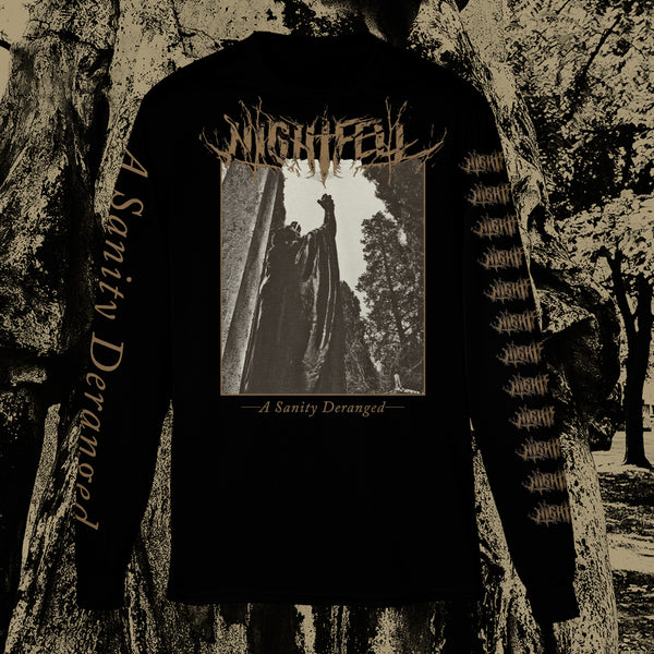NIGHTFELL - A SANITY DERANGED LONGSLEEVE