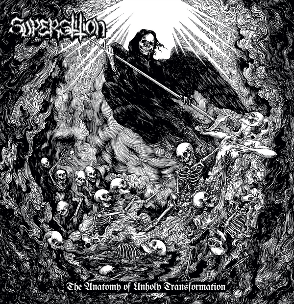SUPERSTITION - THE ANATOMY OF UNHOLY TRANSFORMATION CD
