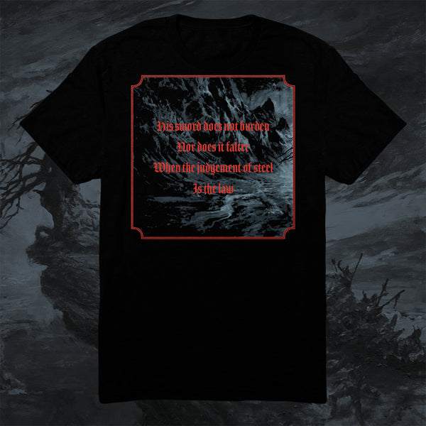 SOLOTHUS - REALM OF ASH AND BLOOD T-SHIRT