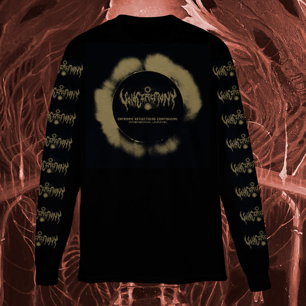 VOIDCEREMONY - ENTROPIC REFLECTIONS CONTINUUM: DIMENSIONAL UNRAVEL LONGSLEEVE