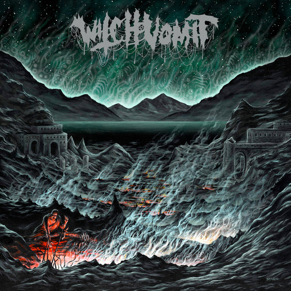 WITCH VOMIT - BURIED DEEP IN A BOTTOMLESS GRAVE CD  (190915184233-03 10.99.0.00)  [+Peso($57.00 c/100gr)] (IMP)