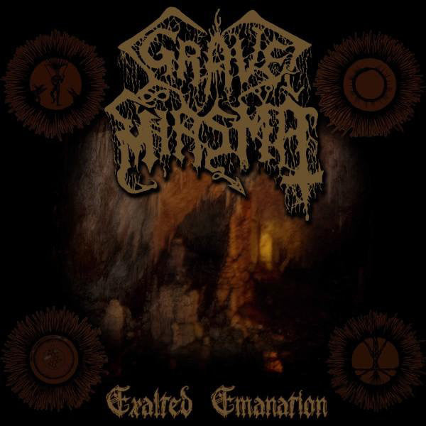 Grave Miasma Exalted Emanation Cd 20 Buck Spin
