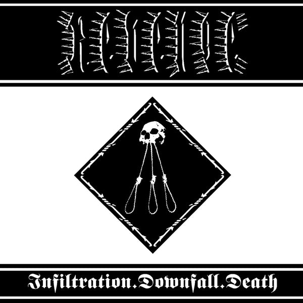 REVENGE - INFILTRATION DOWNFALL DEATH LP