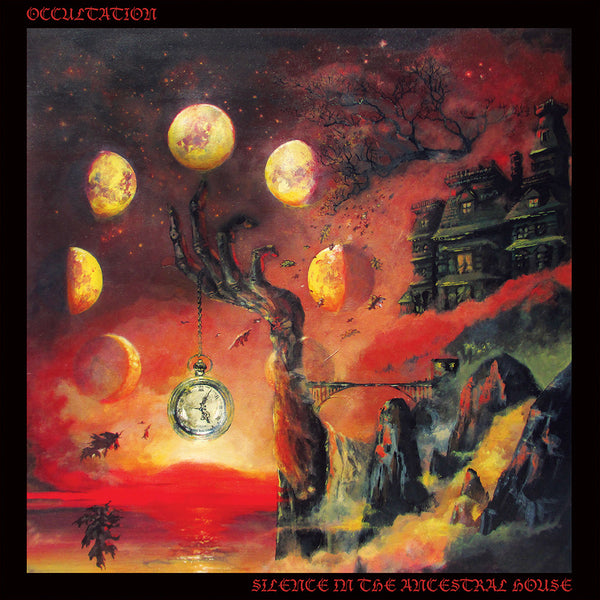 OCCULTATION - SILENCE IN THE ANCESTRAL HOUSE LP